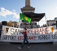 "01.11.2014 - ""1 November World Kobane Day - Solidarity with Kobane"""