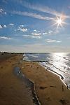 The Beach in Scheveningen, Holland