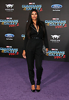 """HOLLYWOOD, CA - April 19: Paloma Jiménez, At Premiere Of Disney And Marvel's """"Guardians Of The Galaxy Vol. 2"""" At The Dolby Theatre  In California on April 19, 2017. Credit: FS/MediaPunch"""