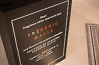 Event - Barneys New York Frederic Malle Appearance