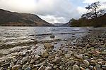 Ullswater Pebbles, Lake District, Cumbria, UK