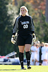 North Carolina's Anna Rodenbough on Saturday, November 25th, 2006 at Fetzer Field in Chapel Hill, North Carolina. The University of North Carolina Tarheels defeated the Texas A&M Aggies 3-2 in an NCAA Division I Women's Soccer Championship quarterfinal game.