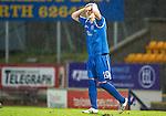 St Johnstone v Hamilton Accies...10.05.11.Liam Craig misses a penalty.Picture by Graeme Hart..Copyright Perthshire Picture Agency.Tel: 01738 623350  Mobile: 07990 594431