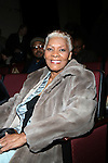 DIONNE WARWICK Attends 30th Anniversary Celebration of Mama, I Want to Sing, a Gala event Held at The Dempsey Theater, Harlem, NY  3/23/13