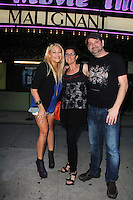 Jennifer Blanc, Lo Avenet-Bradley, Brian Avenet-Bradley<br />