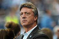 Marco Schallibaum head coach Montreal Impact.  Sporting Kansas City defeated Montreal Impact 2-0 at Sporting Park, Kansas City, Kansas.