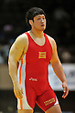 Nobuyoshi Arakida, DECEMBER 21, 2011 - Wrestling : All Japan Wrestling Championship Men's Free Style -120kg at 2nd Yoyogi Gymnasium, Tokyo, Japan. (Photo by Jun Tsukida/AFLO SPORT) [0003]