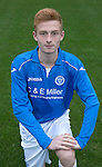 St Johnstone FC Academy U17's<br /> Greg Denton<br /> Picture by Graeme Hart.<br /> Copyright Perthshire Picture Agency<br /> Tel: 01738 623350  Mobile: 07990 594431
