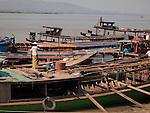 Irrawaddy River at Mandaly