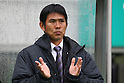 Hajime Moriyasu (Sanfrecce), .MARCH 31, 2012 - Football /Soccer : .2012 J.LEAGUE Division 1 .between F.C. Tokyo 0-1 Sanfrecce Hiroshima .at Ajinomoto Stadium, Tokyo, Japan. .(Photo by YUTAKA/AFLO SPORT) [1040]