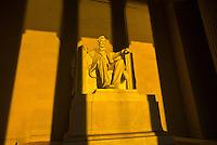 Lincoln Memorial, Washington D.C., U.S.A.
