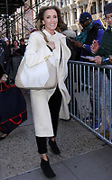 NEW YORK, NY - MARCH 9: Felicity Huffman seen after an appearance on AOL Build in New York City on March 9, 2017. Credit: RW/MediaPunch