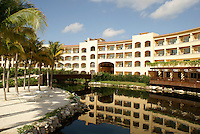 Hacienda Tres Rios, an eco-luxury resort on the Riviera Maya, Quintana Roo, Mexico.