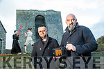 YouTube 'STAR WARS - North Kerry - Ireland - EPIC BATTLE - The Rogue Awakens video a hit online featuring scenery from across North Kerry Pictured Producers  Tom Mulvihill ballybunion,and   Michael 'Pixie' O'Gorman with Cast Michael O'Gorman, Jr. and Abbie O'Gorman