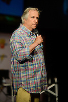 MIAMI BEACH, FL - JULY 02: Henry Winkler attends Florida Supercon at The Miami Beach Convention Center on July 2, 2016 in Miami Beach, Florida. Credit MPI04/MediaPunch