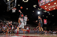 Stanford Basketball M vs Oregon State, February 22, 2017