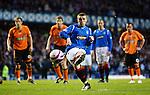 310109 Rangers v Dundee Utd