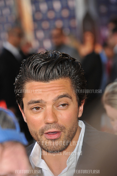 "Dominic Cooper at the premiere of his new movie ""Captain America: The First Avenger"" at the El Capitan Theatre, Hollywood..July 19, 2011  Los Angeles, CA.Picture: Paul Smith / Featureflash"