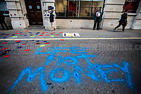 """10.05.2017 - """"End Extreme Inequality & Corruption At LSE Protest"""""""