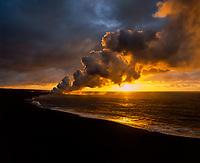 Big Island, Hawaii Stock Photos