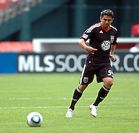 DC United suffered their 5th (3rd home) loss of the season at the hands of rival New York Red Bulls when they fell 2-0 at RFK Stadium in Washington DC.