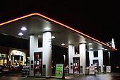 Petro Canada self-serve gas station