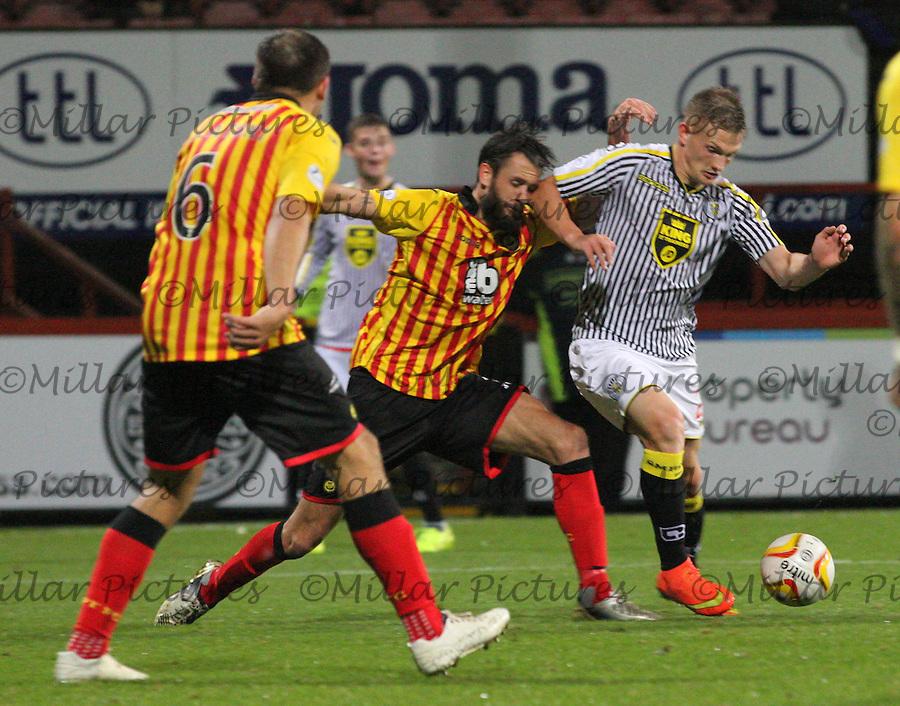 Partick Thistle v St Mirren, League Cup 230914