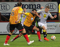 Partick Thistle v St Mirren, League Cup 230914