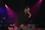 El DeBarge CD Release Show for 'Second Chance' at the Highline Ballroom, New York 11/30/10