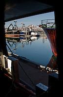 St. Herman Harbor, Kodiak Island, Alaska, May 2013