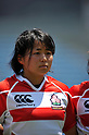 Keiko Kato (JPN), .MAY 19, 2012 - Rugby : Woman's Rugby Test match between Japan women's 61-15 Hong Kong women's at Chichibunomiya Rugby Stadium, Tokyo, Japan. (Photo by Jun Tsukida/AFLO SPORT)