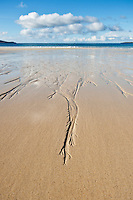 Scenic Traigh Lar Beach, near Horgabost, Isle of Harris, Outer Hebrides, Scotland