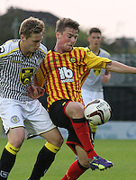 St Mirren v Partick Thistle, Development League 090914