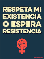 Resist - Protest Posters for social and political advocacy actions.
