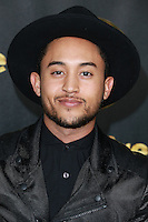 HOLLYWOOD, LOS ANGELES, CA, USA - JANUARY 06: Tahj Mowry at the Los Angeles Premiere Of FOX's 'Empire' held at ArcLight Cinemas Cinerama Dome on January 6, 2015 in Hollywood, Los Angeles, California, United States. (Photo by David Acosta/Celebrity Monitor)