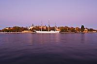 Historic ship AF Chapman at Skeppsholmen, Stockholm, Sweden