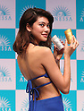 Promotional event for Shiseido's sunblock line Anessa