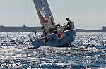 Depart de la WOW Cap Istanbul..TPM 15.Mickael Mergui