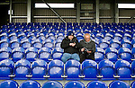 AFC Wimbledon v Portsmouth 16/11/2013