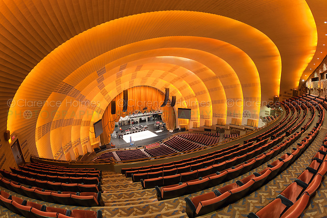 Radio city music hall clarence holmes photography for The balcony music