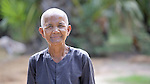 Keo Huth is a farmer in the Cambodian village of Solang Kandal.
