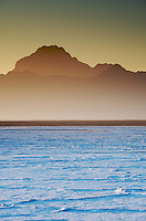 color at the bonneville salt flats, from salty to sweet