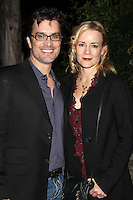 LOS ANGELES - DEC 17:  Rick Hearst and Wife at the 2011 Tom / Achor Annual Christmas Party at Private Home on December 17, 2011 in Glendale, CA