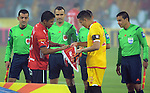Independiente Medellín igualó como local 0-0 ante Santa Fe. Final de ida de la Superliga Águila 2017.