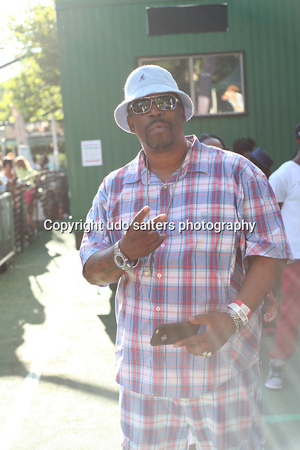Legendary Grandmaster Caz at WBLS 5th Annual R&B Fest at Central Park SummerStage, NY