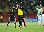 Bogotá- Fortaleza F.C venció 1 gol por 0 a Atlético Nacional, en el partido correspondiente a la fecha 17 del Torneo Clausura 2014, desarrollado en el estadio Nemesio Camacho El Campín, el 1 de noviembre.