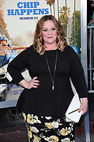 Melissa McCarthy at the premiere for &quot;CHiPS&quot; at the TCL Chinese Theatre, Hollywood. Los Angeles, USA 20 March  2017<br /> Picture: Paul Smith/Featureflash/SilverHub 0208 004 5359 sales@silverhubmedia.com