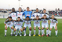 Philadelphia Union Starting Eleven.  DC United defeated The Philadelphia Union in penalty kicks 4-2 at TheLamar Hunt U.S. Open Cup match, at Maryland SoccerPlex, Wednesday April 6, 2011.