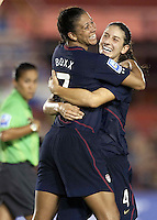 USWNT vs Costa Rica, November 01, 2010