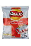 Packet of Walkers World Cup English Roast Beef & Yorkshire Pudding Flavour Crisps - May 2010